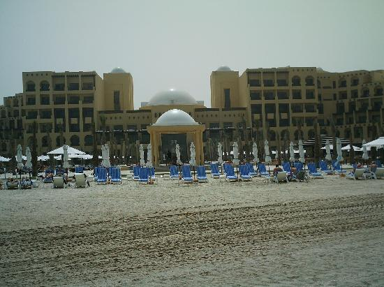 Hilton Ras Al Khaimah Resort & Spa: new hotel. rooms on left side only now open