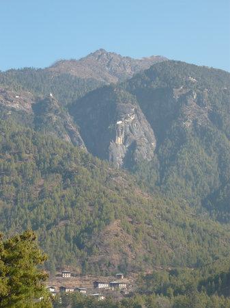Bhutan: monasterio del tigre