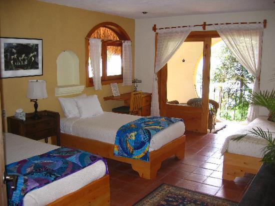 Villa Sumaya: Deluxe room