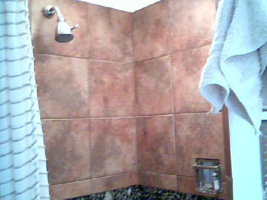 Estadia Hotel: Shower