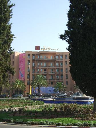 Novotel Marrakech Hivernage Hotel : The Suitehotel