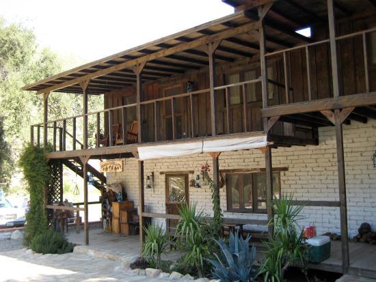 Baja Rancho La Bellota: Rancho La Bellota