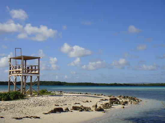 Μπονέρ: Sorobon Beach
