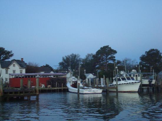 Channel on Ewell, Smith Island