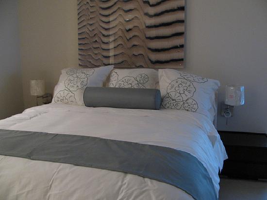 Gansevoort Turks + Caicos : Gansevoort room (taken in Jan., two months before they opened)
