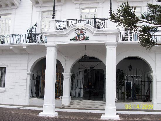 Hotel Milan: Panama White House