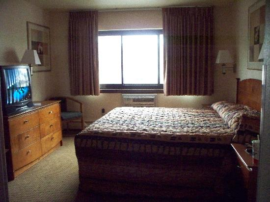 BEST WESTERN Milwaukee West: View from the door