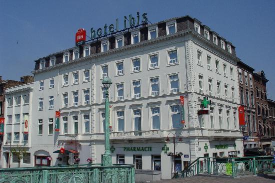Charleroi, Belgique : hotel