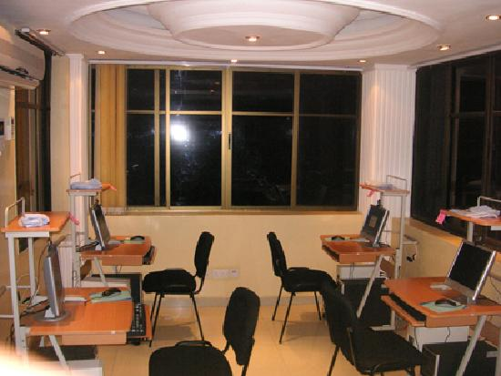 Sleep Inn Hotel: Internet Cafe and WIFI Services