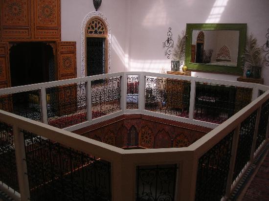 Riad Safir: le 1er étage