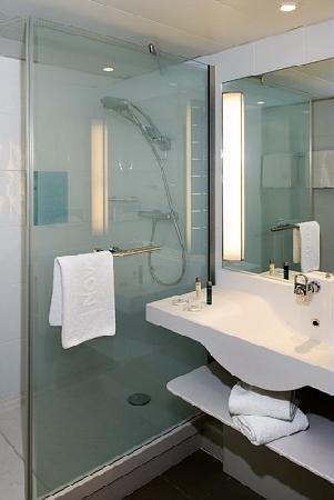 Novotel Nantes Carquefou : Salle de bain
