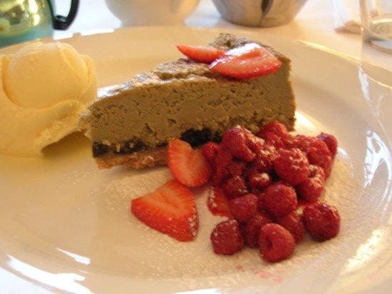 Avalon: Licorice Cheesecake