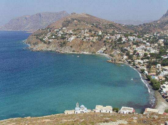 Kalydna Island Hotel: kantouni beach