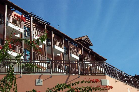 Alaminos, Cyprus: hotel room