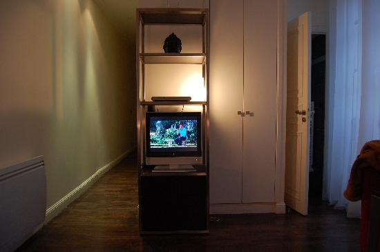 Residence & Spa Le Prince Regent: Apartamento esdudio 2 personas