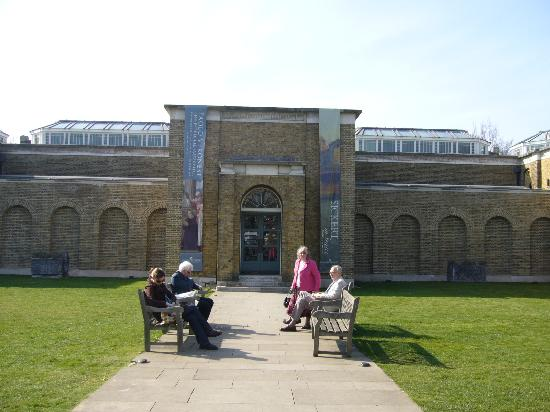 Dulwich Picture Gallery: 外観です