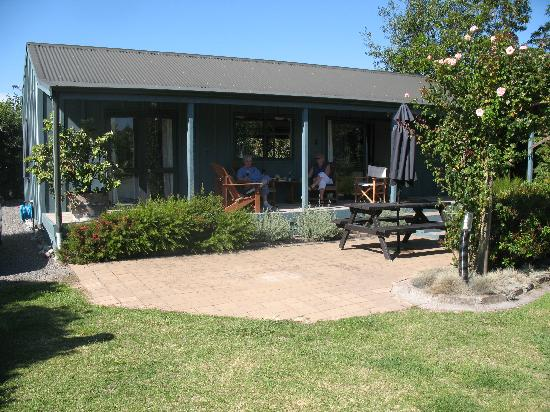 Lawn Cottages: just like home