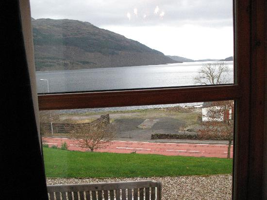 Lomond View Country House: Further view from window