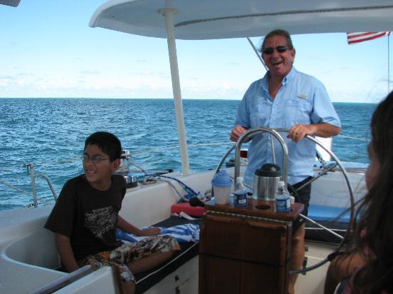 Key West Sailing Adventure: Captain Albert