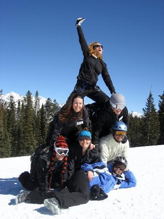 SheRide Snowboard Camp for Women: She Ride Coaches