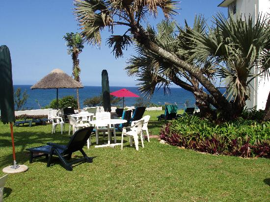 Scottburgh, Südafrika: Hotel grounds