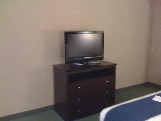 Holiday Inn Express Hotel & Suites Meriden: TV