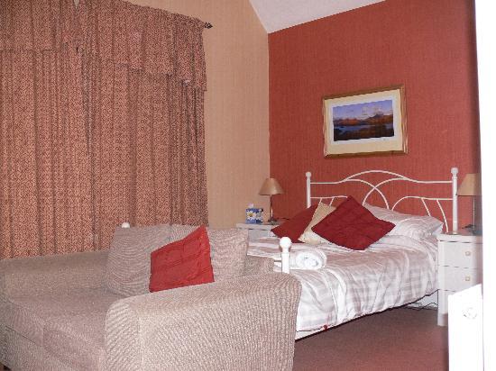 Corner Beech House: My room