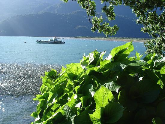 Peulla, Cile: El Lago de todos los Santos