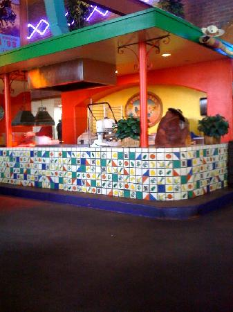 Don Pablo's Mexican Kitchen: Great Taco Bar