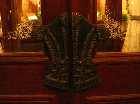 Prince of Wales: Fancy Door