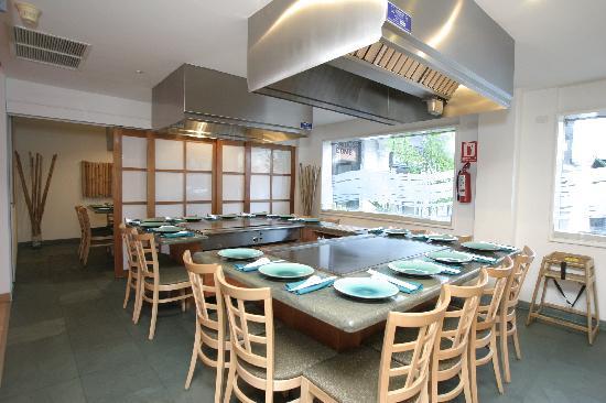 Umi Sushi Lounge : teppan