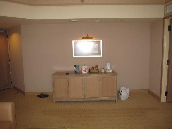 Hilton Kuching: Suite room 233