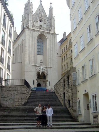 St. Mary's on the Bank (Maria Am Gestade)