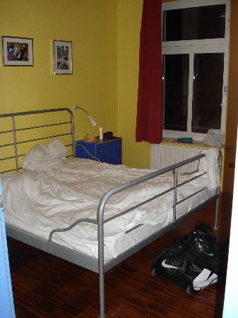 The Circus Hostel: Double room