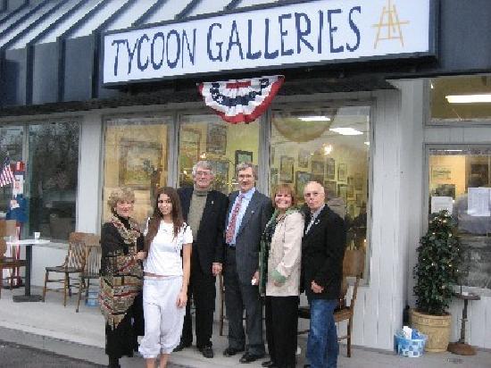 Tycoon Galleries Museum: Great Exhibit