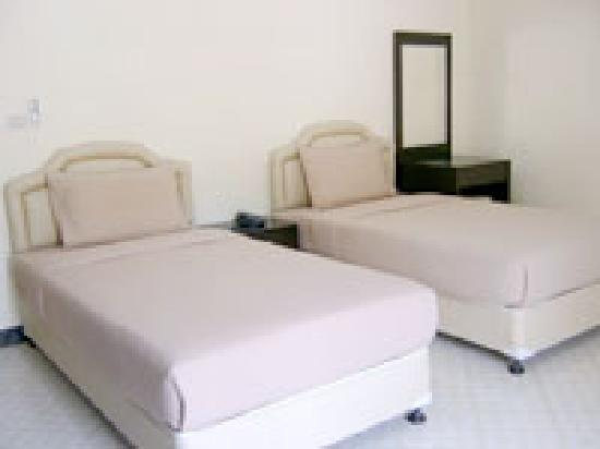 The Lima Place Hotel : Twin bed room