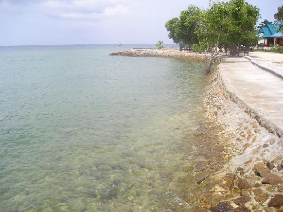 Haad Tian Beach Resort Koh Phangan: Beach...again