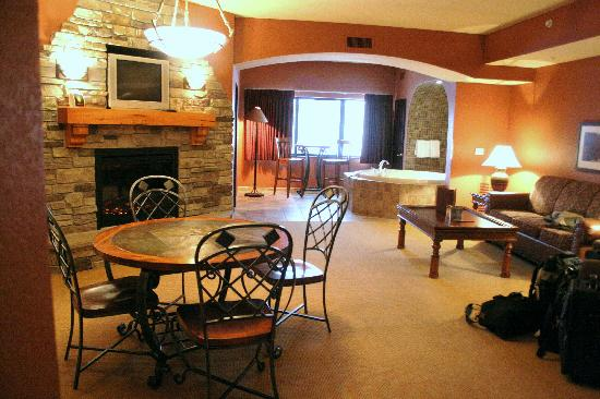 two bedroom condo. Chula Vista Resort  Two bedroom condo unit Picture of Wisconsin