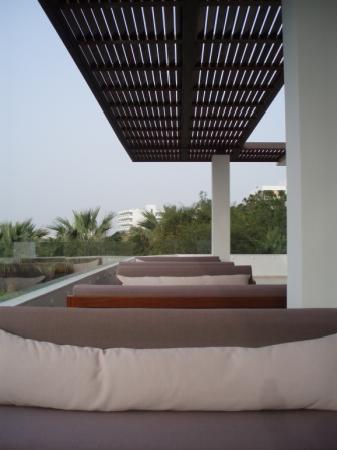 Alion Beach Hotel: Sea View Lounge Area