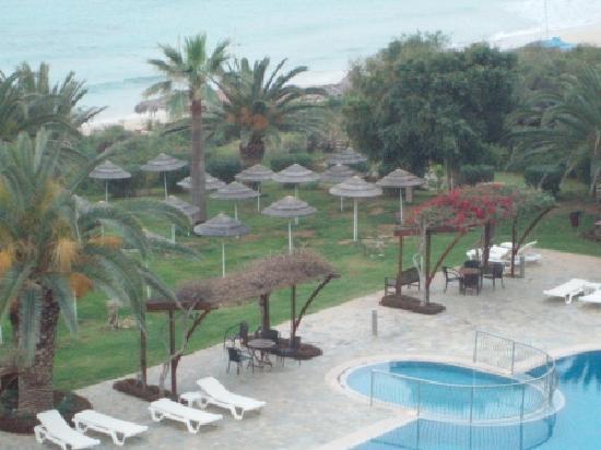 Alion Beach Hotel: Sea View Room