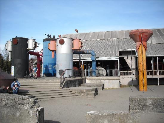 Burke-Gilman Trail: Gas Works park