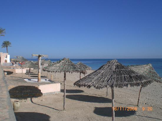 Zita Beach Resort: plage privee