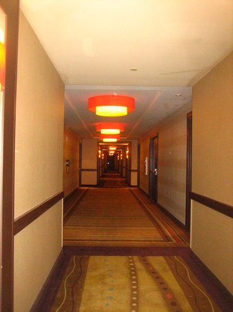 Harrah's Resort Atlantic City: Hallway