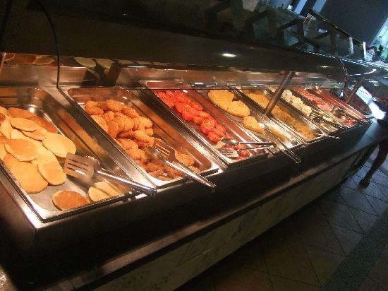 PortAventura Hotel Caribe : Some of the buffet - yum!