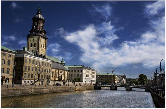 Göteborg, Sverige: Dutch Kyrka
