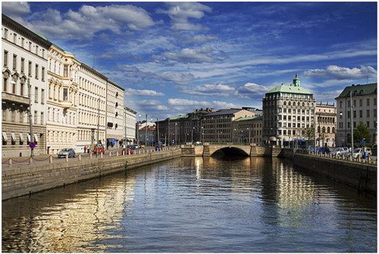 Gotemburgo, Suécia: Göta älv