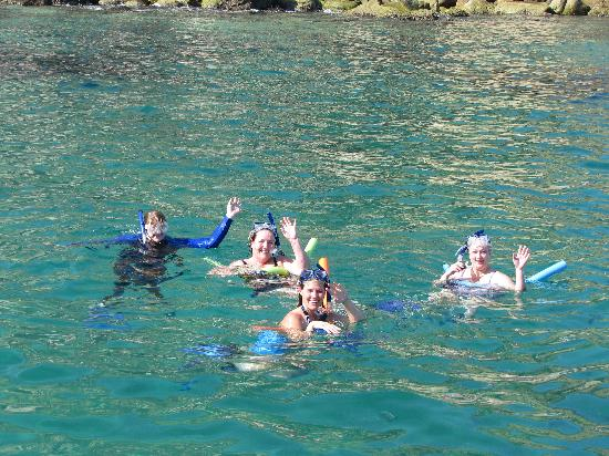 Cabo Sailing Ocean Adventures: Snorkeling in Cabo