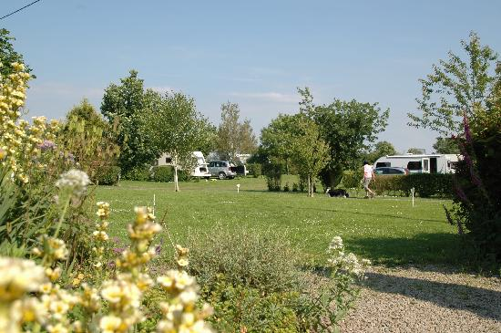 Camping Le Puits : A view of the Campsite