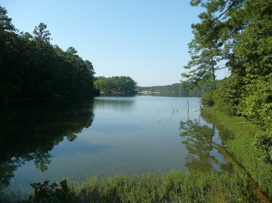 Oak Mountain State Park: Lakeview