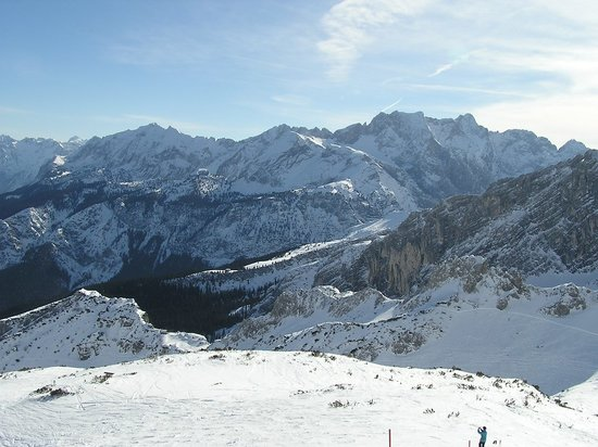 Garmisch-Partenkirchen Ski Resort